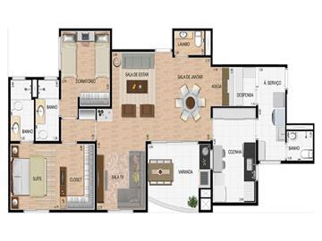 Apartamentos Alto Padrão Jundiaí