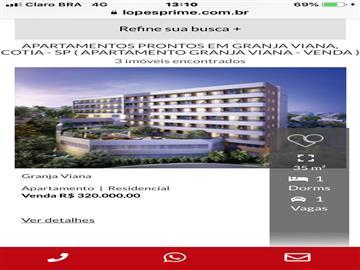 Apartamentos Cotia