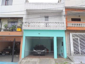 Casas Assobradadas Vila Industrial  Ref: CA-007