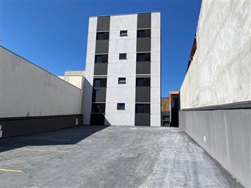 2 Dormitórios Garagem para 1 carro Churrasqueira