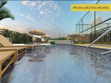 Ref: Solarium Park 2 dormitórios SBC Jacy Vila Joao Basso Consulte condições especiais! Corretora Miriam