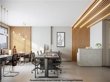 Ref: Sala Comercial a Poucos passos do Metrô Vila Prudente VL PRUDENTE Negocie direto com a Construtora, planos facilitados e flexibilidade nas parcelas.