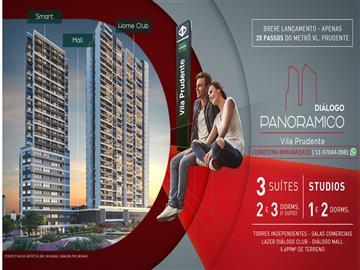 Ref: 3 suítes terraço com churrasqueira 2 vagas Vila Prudente Vila Prudente Negocie direto com a Construtora, planos facilitados e flexibilidade nas parcelas.