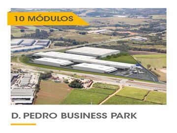 Galpões Industriais Atibaia/SP