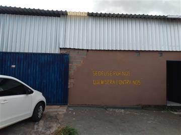 Barracões Jardim Rosentina R$1.200,00