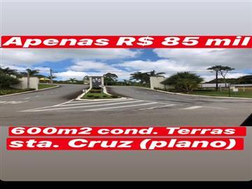 Terrenos em Condomínio Bragança Paulista R$ 85.000,00