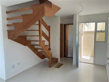 Apartamentos Triplex Santo André R$ 317.000,00