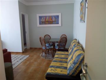 Apartamento mobiliado Guarujá R$ 350.000,00