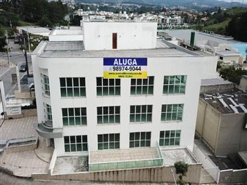 PRÉDIO INTEIRO AT=400m² AC=1500m² Santana de Parnaiba Centro de Apoio II Alphaville