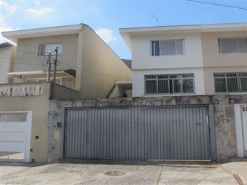 Sobrados 4 Dorm - 230 m² vila guarani (zona sul)