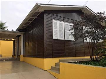 Casas no bairro Jardim América na cidade de Registro