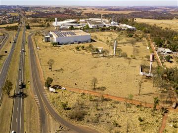 Áreas Industriais Não Especificado R$ 6.000.000,00